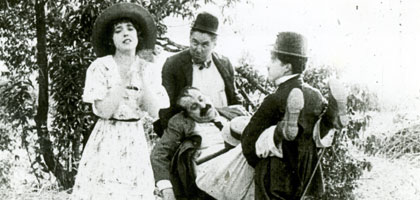 Film still for The Fatal Mallet