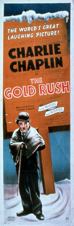 Posters: The Gold Rush