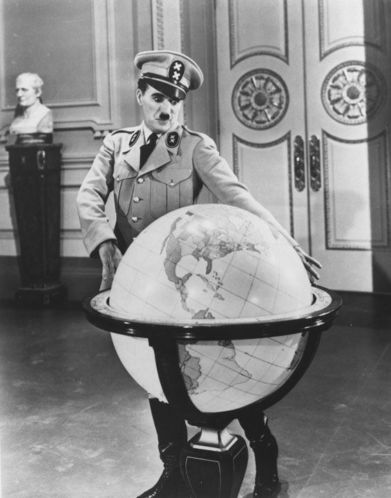 Stills: The Great Dictator