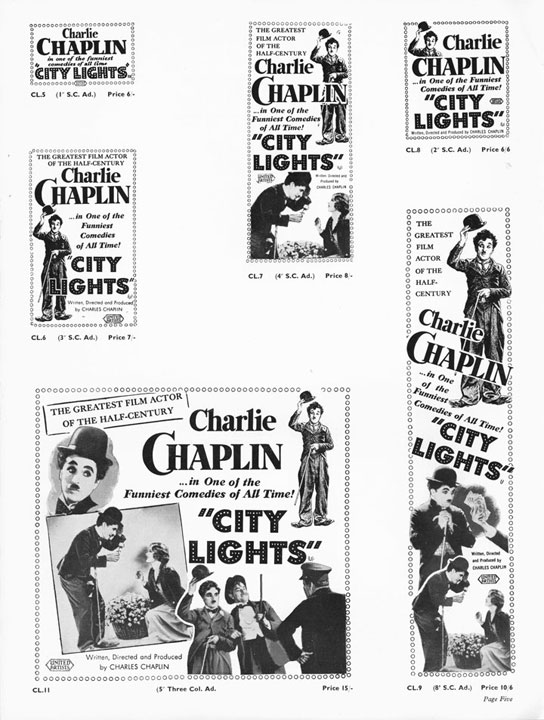 Press Books: City Lights