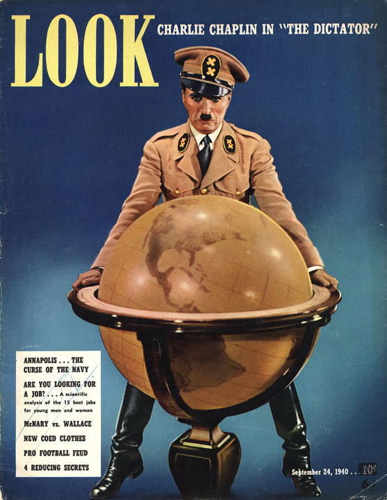 Documents: The Great Dictator