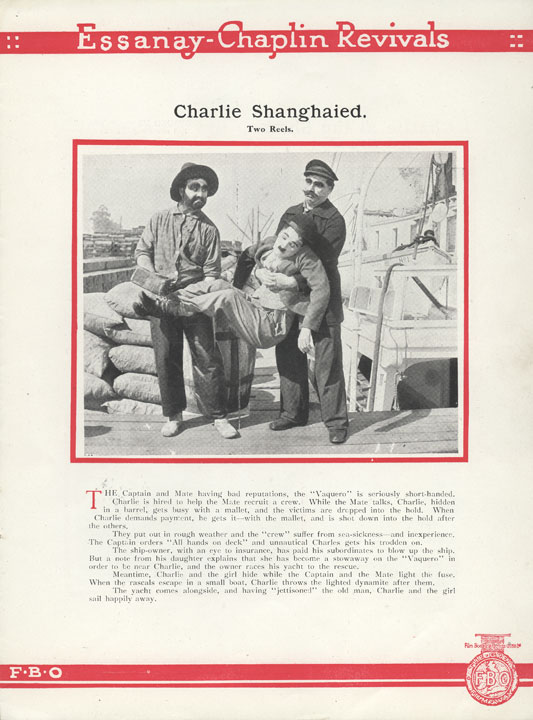 Documents: Shanghaied